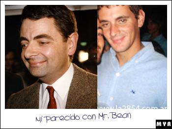 Mr Bean la2854